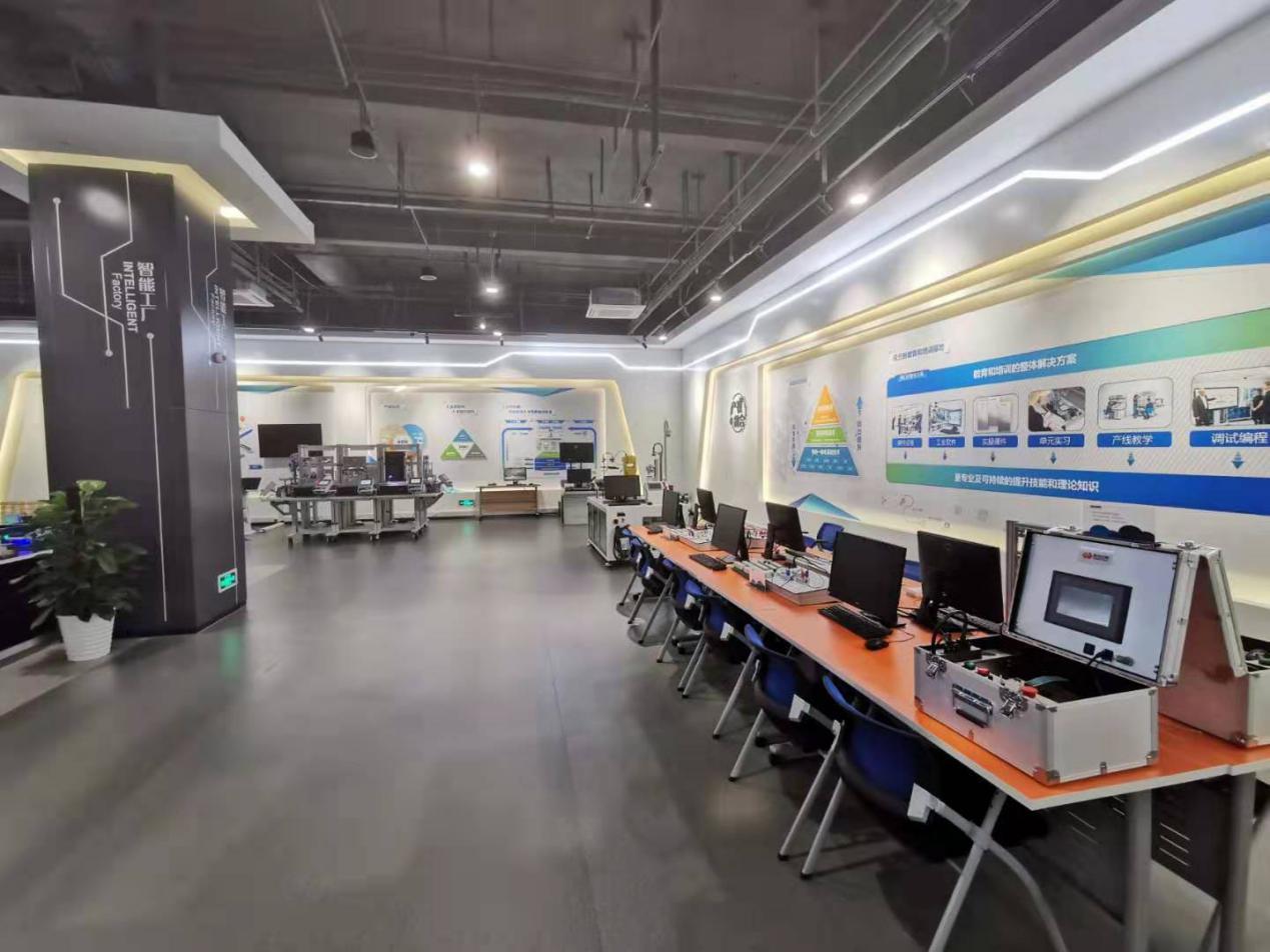 航天云网建设Festo工业4.0示教产线